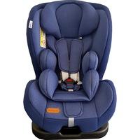 Scaun Auto Baby Care™ Safety Seat, Transformabil in scoica auto, 0-18 kg, Spatar reglabil in 4 trepte, Centura de siguranta cu prindere in 5 puncte, Husa detasabila, Albastru