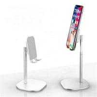Szögben állítható mobiltelefon / tablet tartó