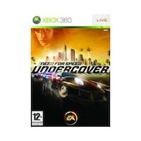 Need For Speed Undercover Xbox360 játék