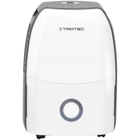 Dezumidificator Trotec TTK60E, 18 l/24h, 100 mc/ora, Display si Control Digital, Timer, Auto Restart, Indicator umiditate, Alb