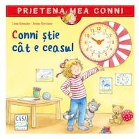 Conni stie cat e ceasul, Liane Schneider, Janina Görrissen