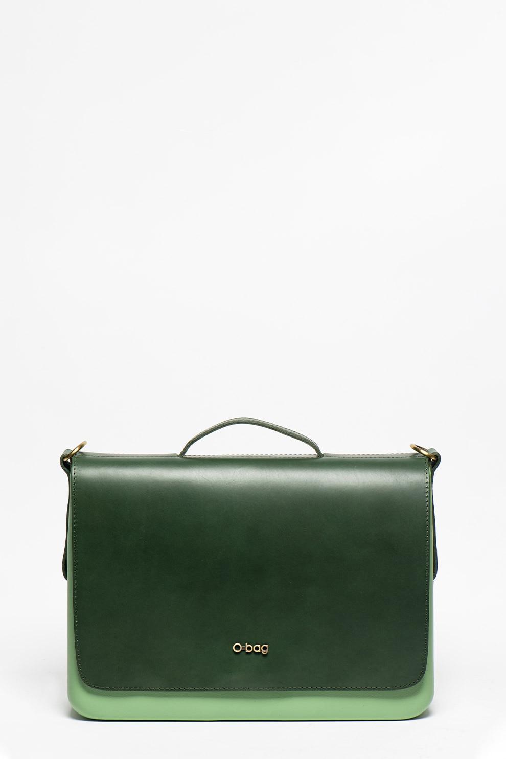 Fotografie O bag, Geanta cu bareta de umar detasabila, Verde