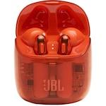 JBL Tune 225TWS Fülhallgató, True wireless, Bluetooth, Bass funkció, 25 óra autonómia, Narancssárga
