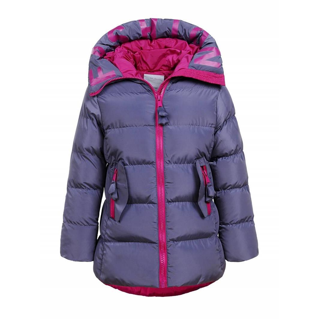 preț mai mic cu cea mai nouă colecție cumpara popular Geaca iarna pentru fetite, culoare gri, marime 134 cm, varsta 9 ani -  eMAG.ro