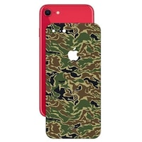 Гръб за Apple iPhone 8, Камуфлажно зелен