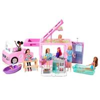 Mattel Barbie: 3 az 1-ben Álomszép lakókocsi