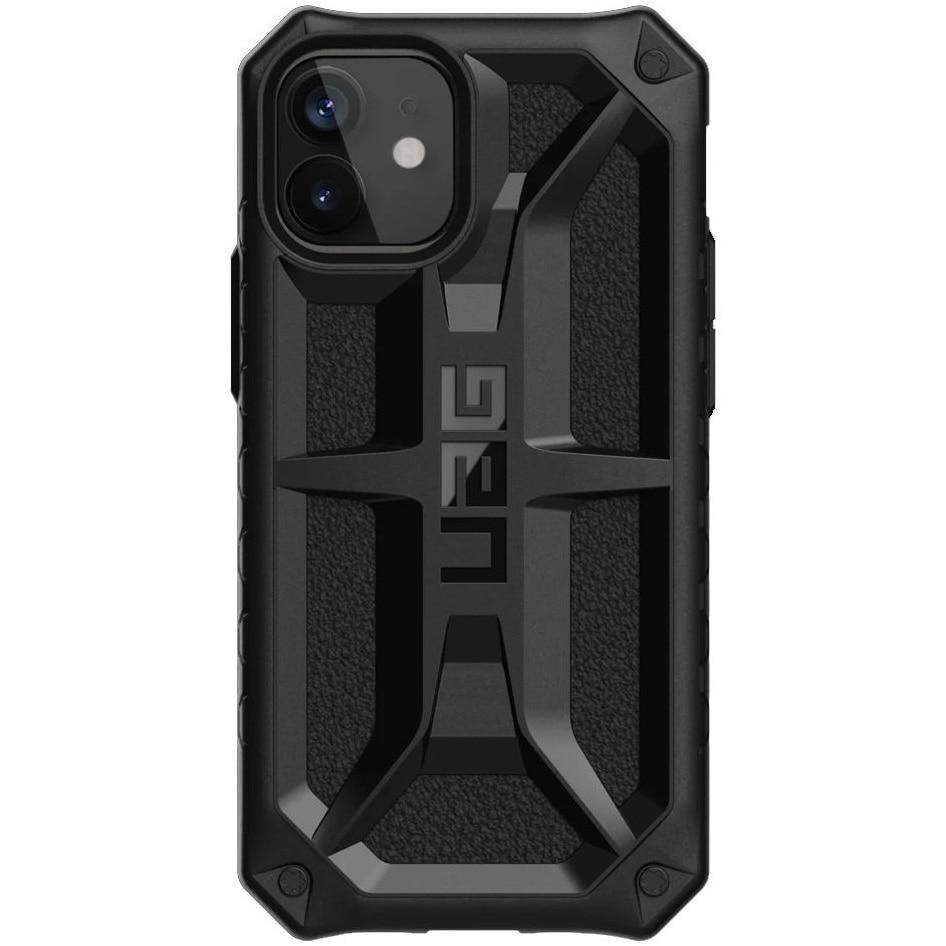 Fotografie Husa de protectie UAG Monarch Series pentru iPhone 12 Mini, Black