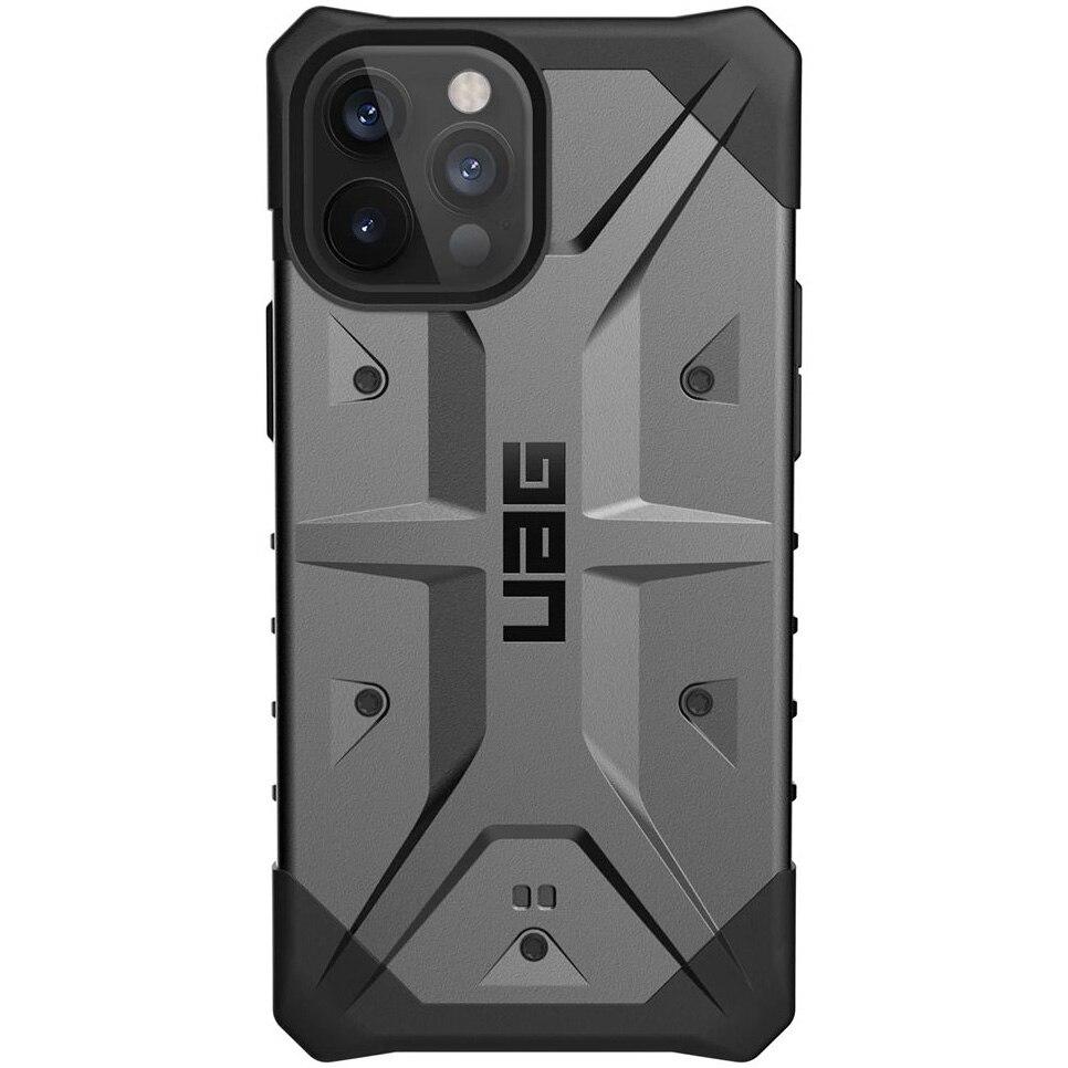 Fotografie Husa de protectie UAG Pathfinder Series pentru iPhone 12 Pro Max, Silver