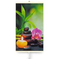 Dekoratív elektromos infravörös fűtőpanel TRIO 430W, Harmónia, 420 W, 100 x 60 cm
