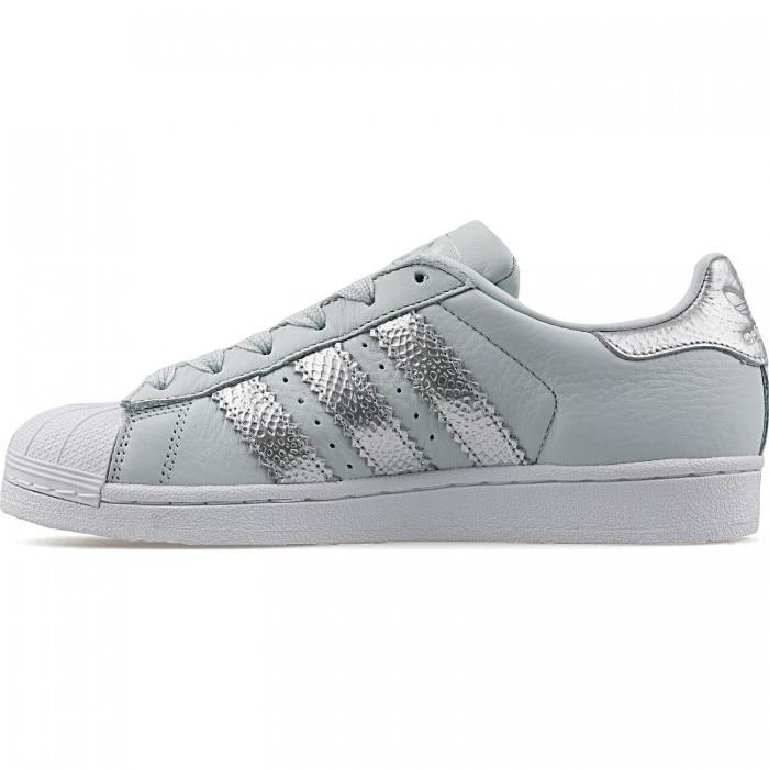Estrecho de Bering imagen Mostrarte  Női tornacipők Adidas Superstar W, szürke, 39 1/3 - eMAG.hu