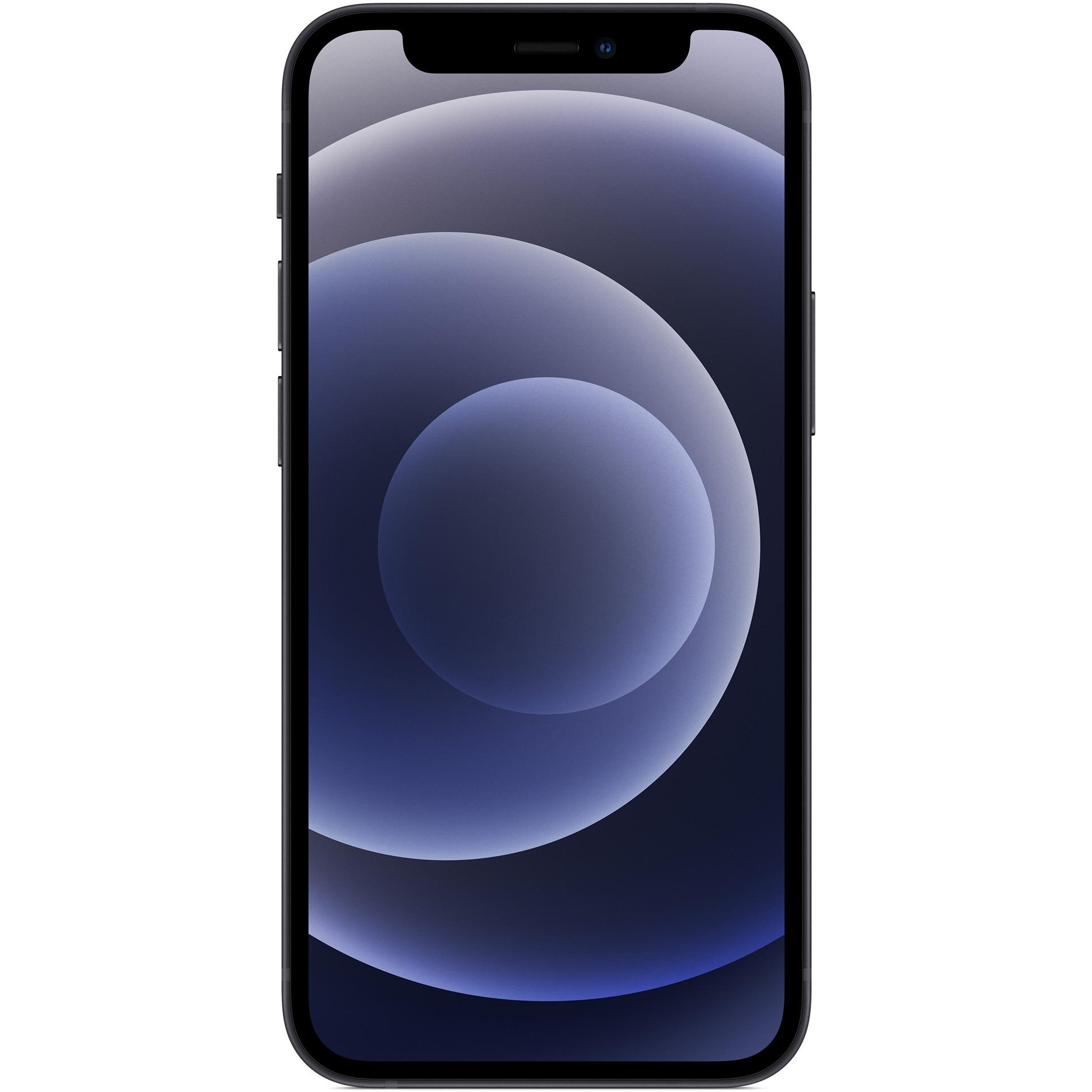 Fotografie Telefon mobil Apple iPhone 12 mini, 64GB, 5G, Black