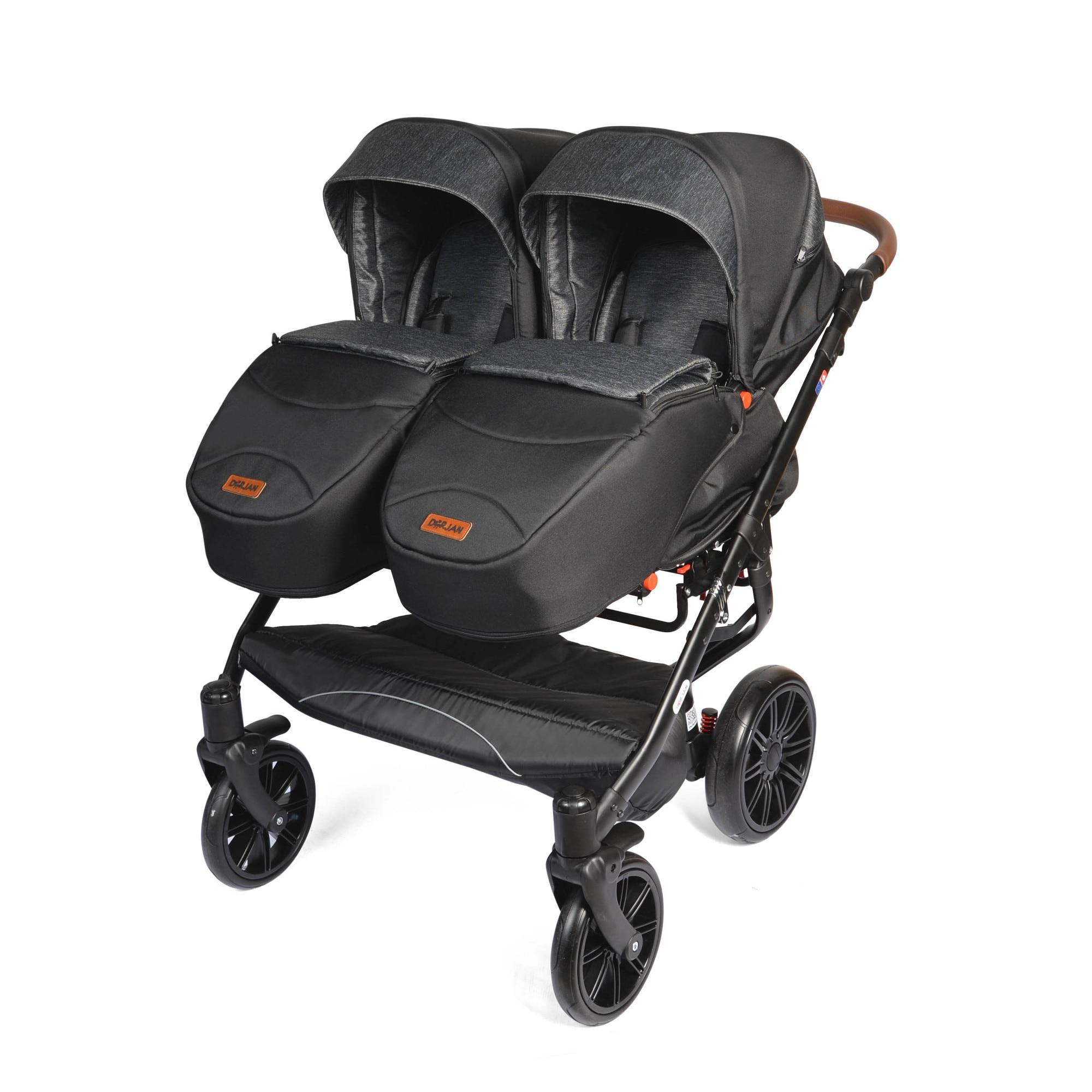 Детска количка Dorjan Quick Twin15 2в1 - eMAG.bg