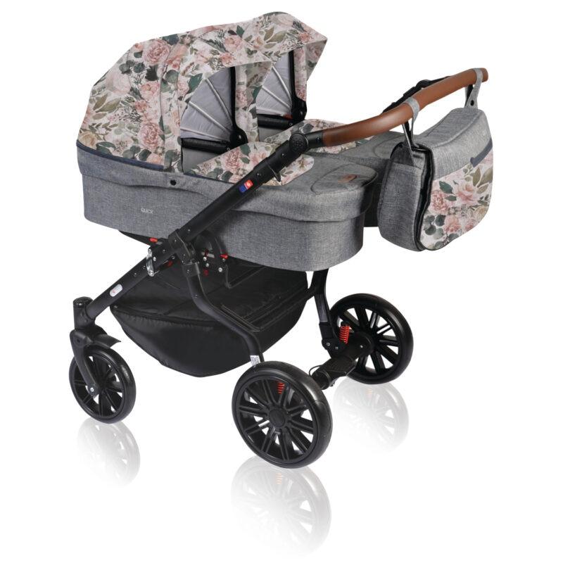 Детска количка Dorjan Quick Twin19 3 в 1 - eMAG.bg