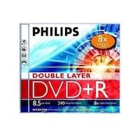 PHILIPS 5992114 Philips DVD+R85 Dual-Layer 8x írható DVD lemez