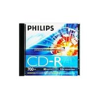 PHILIPS 5778176 Philips CD-R80 52x írható CD lemez