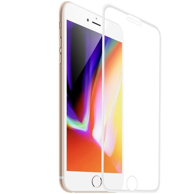 Fotografie Folie de protectie Hoco, Temperred Glass Radian Anti-Blue pentru iPhone 6/6S Plus, White