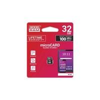 Goodram Micro SDHC 32GB CLASS 10 UHS-I U1