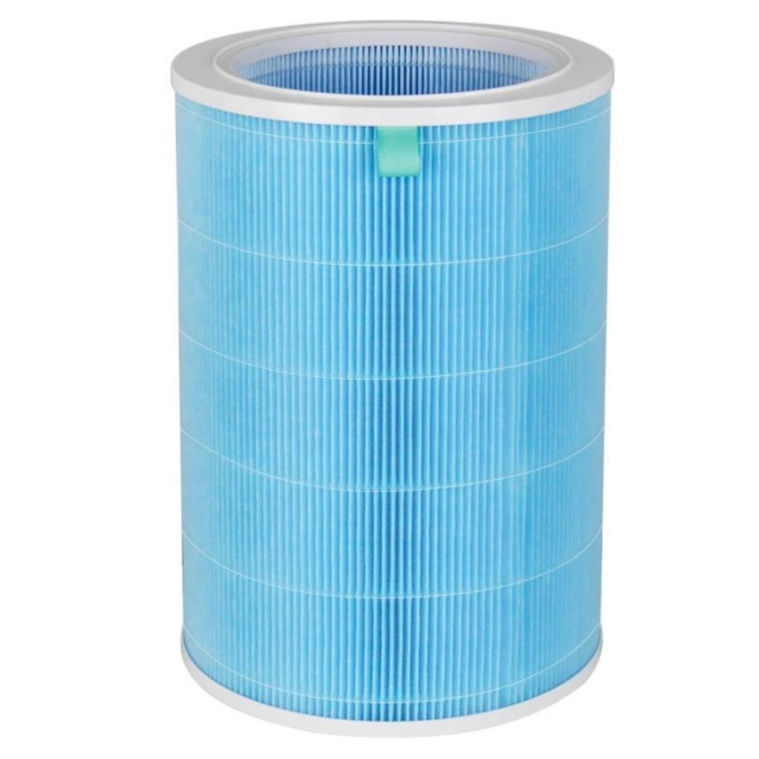 Fotografie Filtru Xiaomi BHR4282GL, Antibacterian compatibil Mi Air Purifier Pro H, Albastru