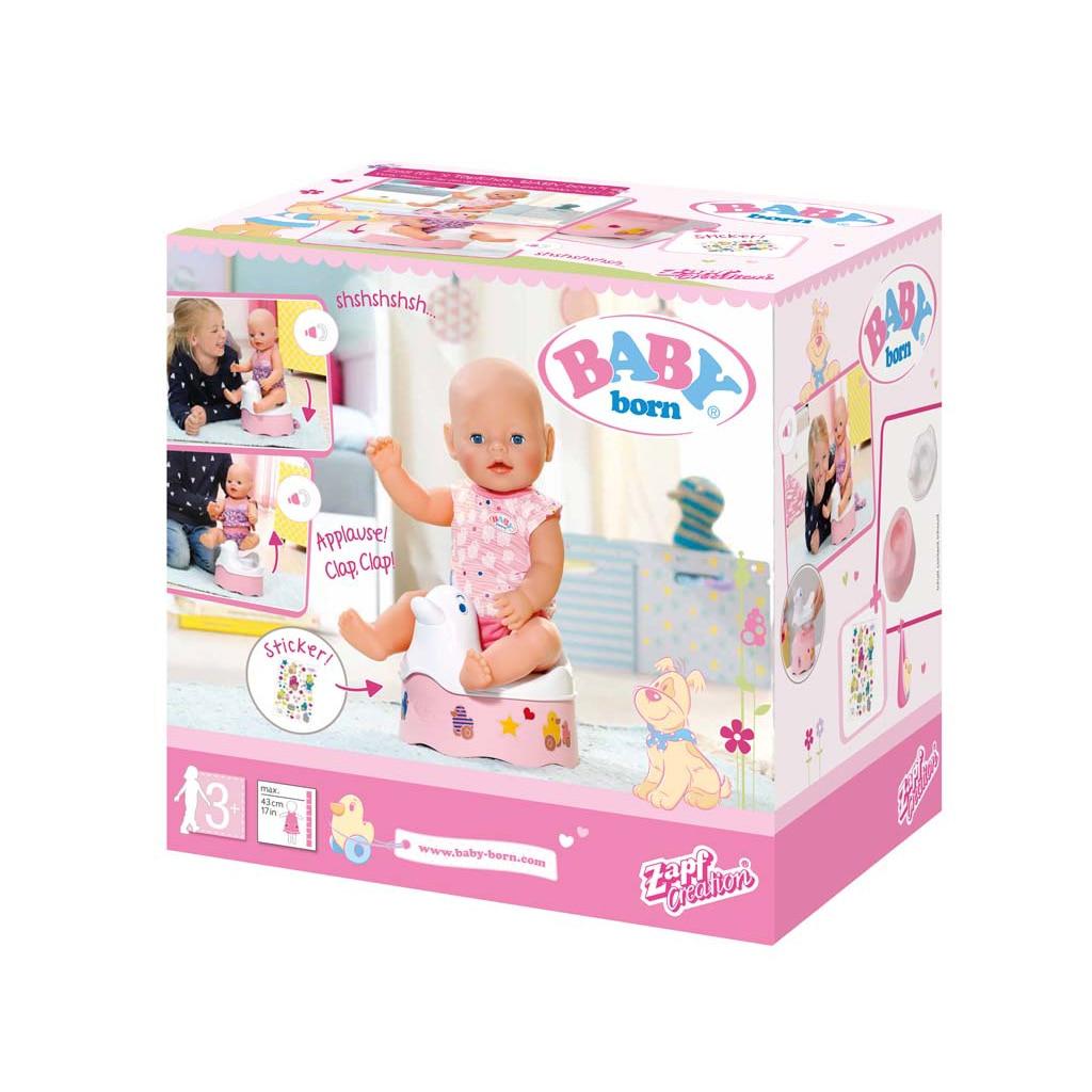 Fotografie Accesoriu papusa Zapf Baby Born, Olita interactiva