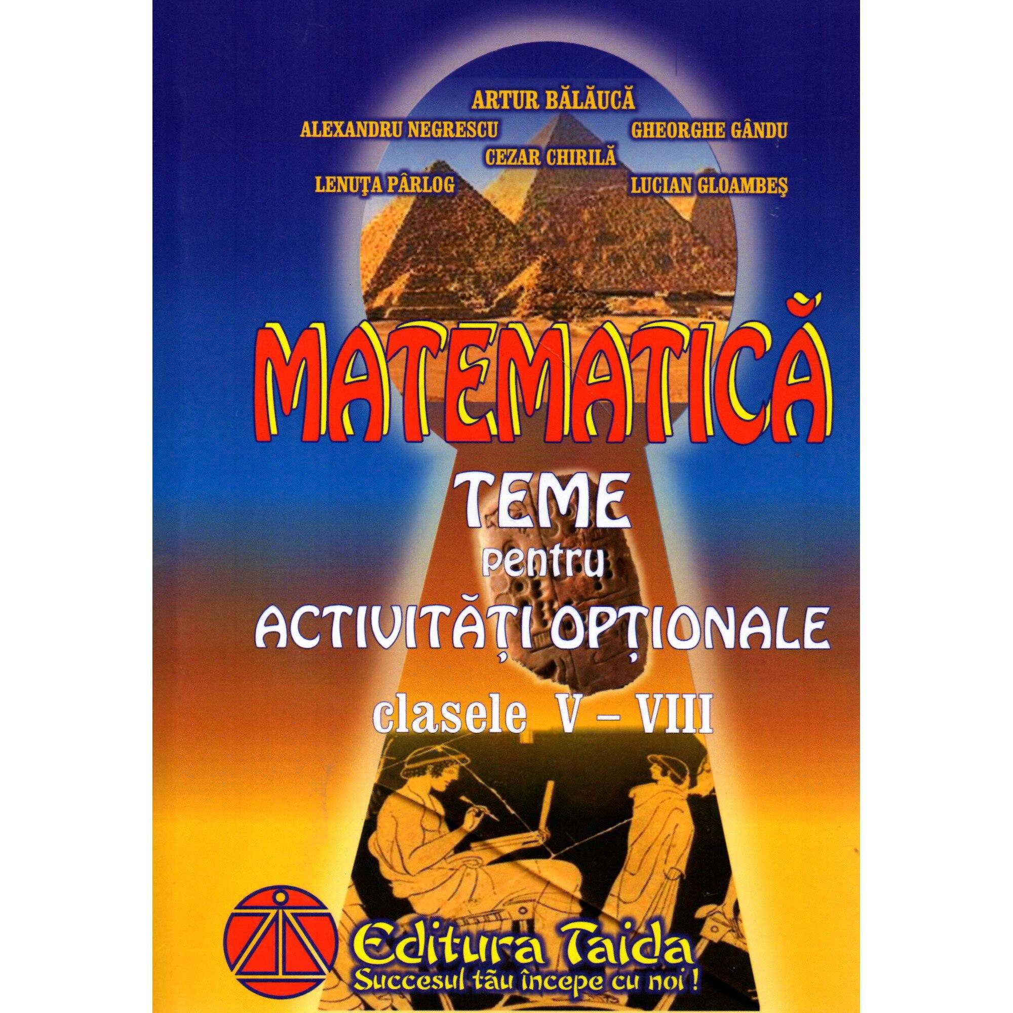 formule opționale)