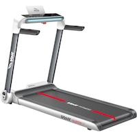 Banda de alergare Voit Superfit, 2 HP, 15 km/h V-max, suprafata alergare: 121x46 cm, pliabila