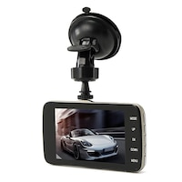 Menetrögzítő Full HD Autós kamera tolató kamerával Magyar menüvel