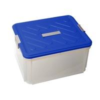 Zárható tároló láda fogantyúval 30 literes