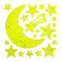 set luna si stele fosforescente