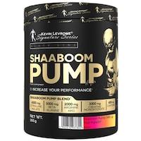 Хранителна добавка Kevin Levrone Black Line / Shaaboom Pump, Плодов Пунш, 385 гр