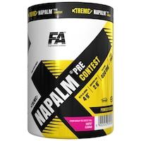 Хранителна добавка FA Nutrition Xtreme NAPALM Pre-Contest, Круша с киви, 500 гр
