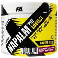 Хранителна добавка FA Nutrition Xtreme NAPALM Pre-Contest, Круша с киви, 224 гр
