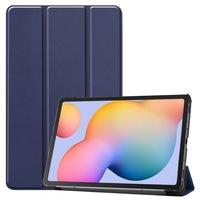 Kалъф Ka Digital за таблет Samsung Galaxy Tab S6 Lite, 10,4 инча, SM-P610, SM-P615, Тъмно син