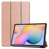 Kалъф Ka Digital за таблет Samsung Galaxy Tab S6 Lite, 10,4 инча, SM-P610, SM-P615, Розово злато