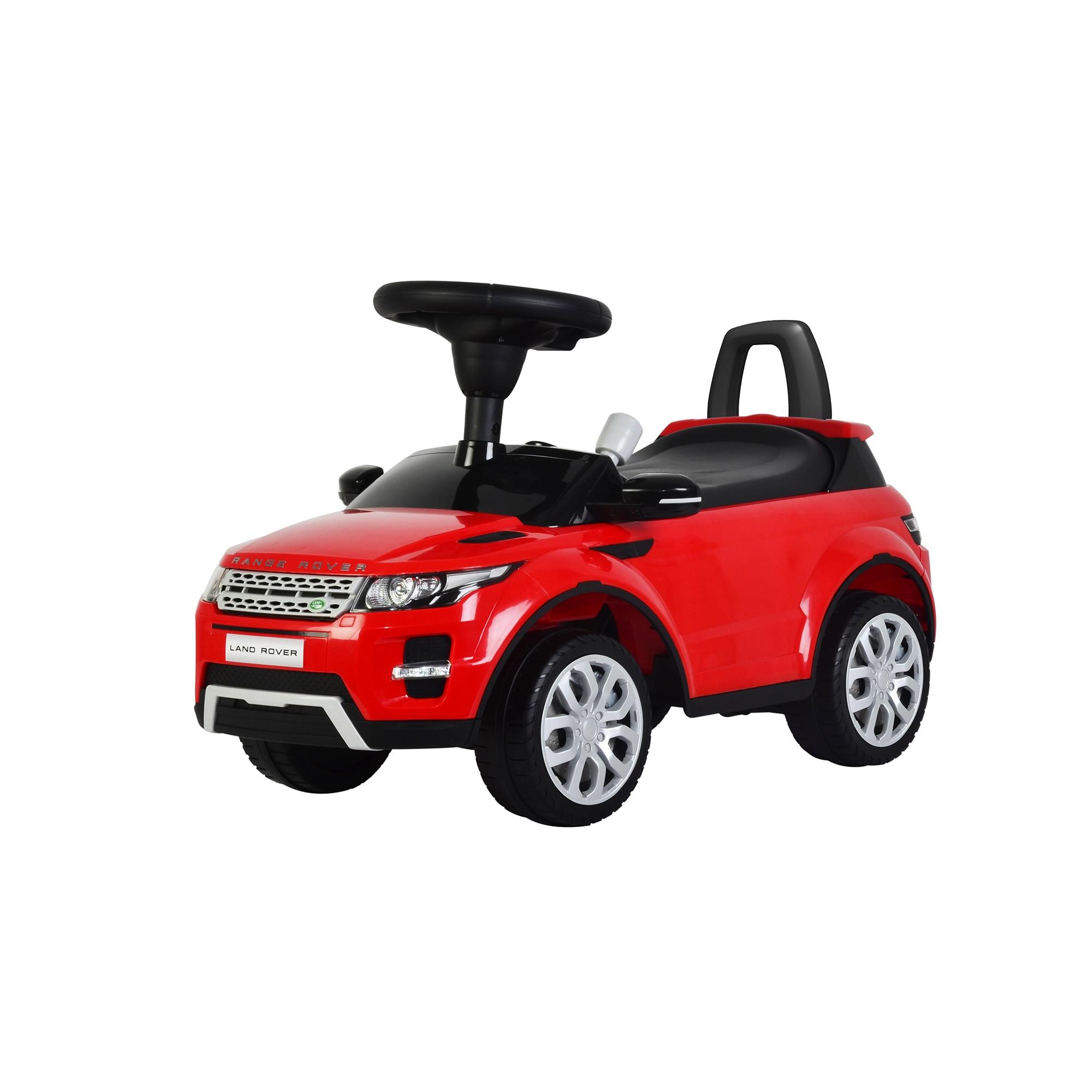 Fotografie Masinuta Ride-on Mappy - Land Rover, Rosu