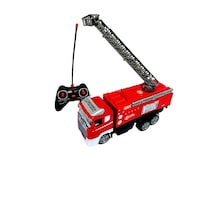 Masina de pompieri cu telecomanda si scara mobila
