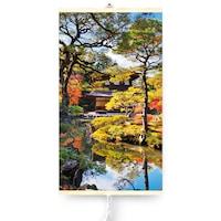 Dekoratív elektromos infravörös fűtőpanel TRIO 430W, Kiotói kert, 420 W, 100 x 60 cm