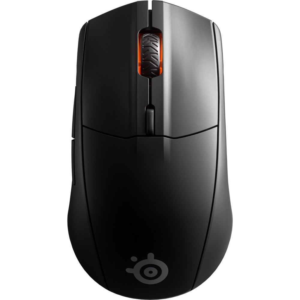 Fotografie Mouse gaming wireless SteelSeries Rival 3, Negru