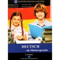 Limba si literatura romana materna germana manual pentru clasa a V-a, autor Laura Marioara Paraian