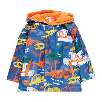 Boboli mintás fiú kabát, 98