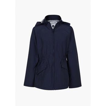 Losan átmeneti lány kabát, sötét kék, 168
