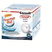 Таблетки за влагоабсорбатор Ceresit , 2*300 г