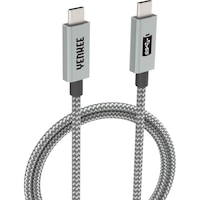 Yenkee YCU 322 GY kábel C-C Gen.1 / 2m