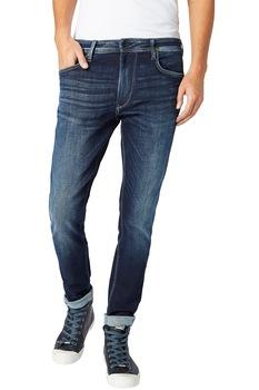 Pepe Jeans London, Дънки със стеснен крачол, Тъмносин
