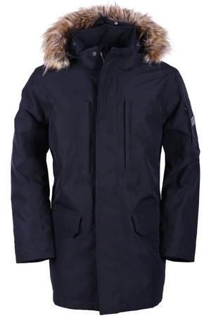 Aigle Midtown-t fekete színű férfi utcai kabát