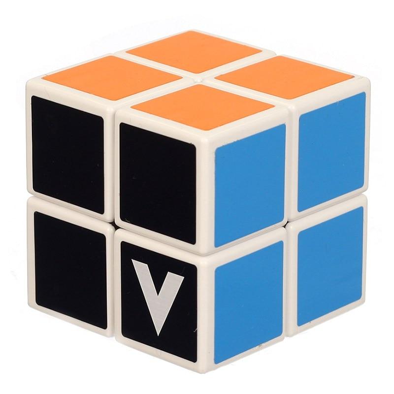 Fotografie Cub Rubik pentru incepatori V-Cube, 2 x 2