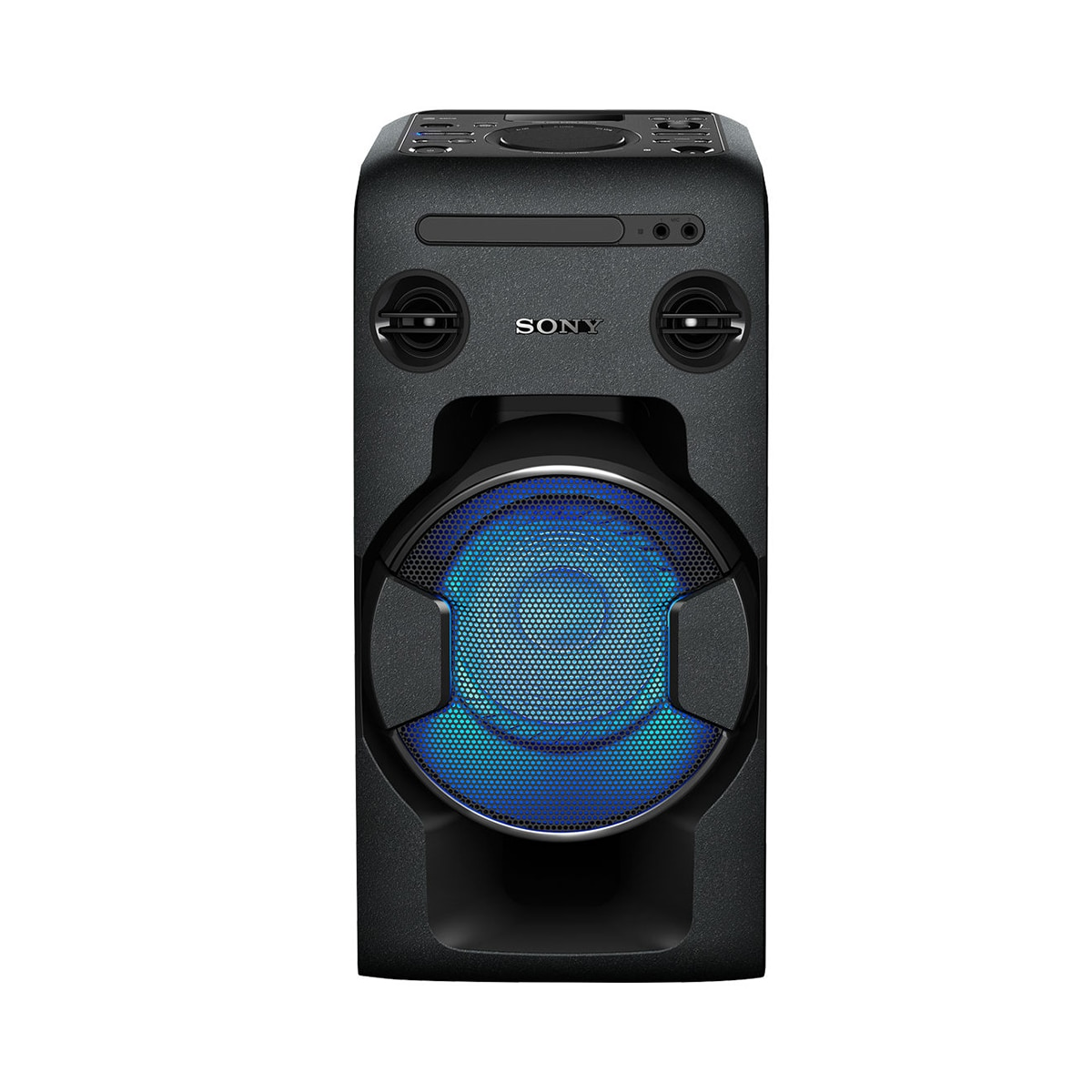 Fotografie Sistem audio Sony MHCV11, Bluetooth, Mega Bass, Dj Effects, USB, Bluetooth, NFC, Party music