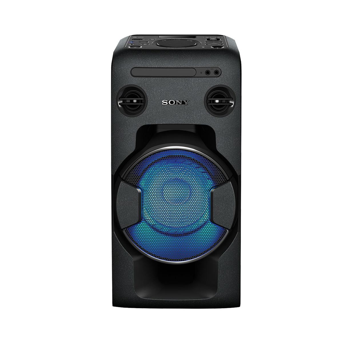 Fotografie Sistem audio Sony MHCV11, Bluetooth, Mega Bass, Dj Effects, USB, Bluetooth, NFC, Party music