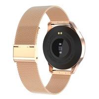 NEOGO SmartWatch QS9, okosóra, arany/fém