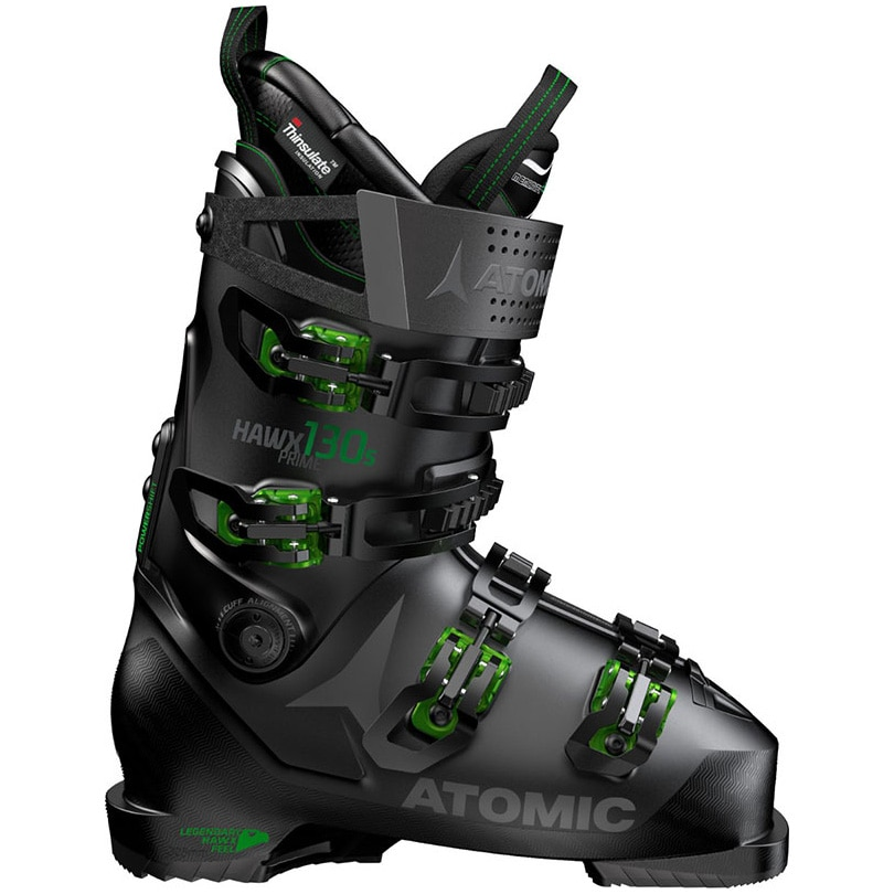 Fotografie Clapari ski Atomic Hawx Prime 130 S,Barbati,Negru/Verde,28/28.5