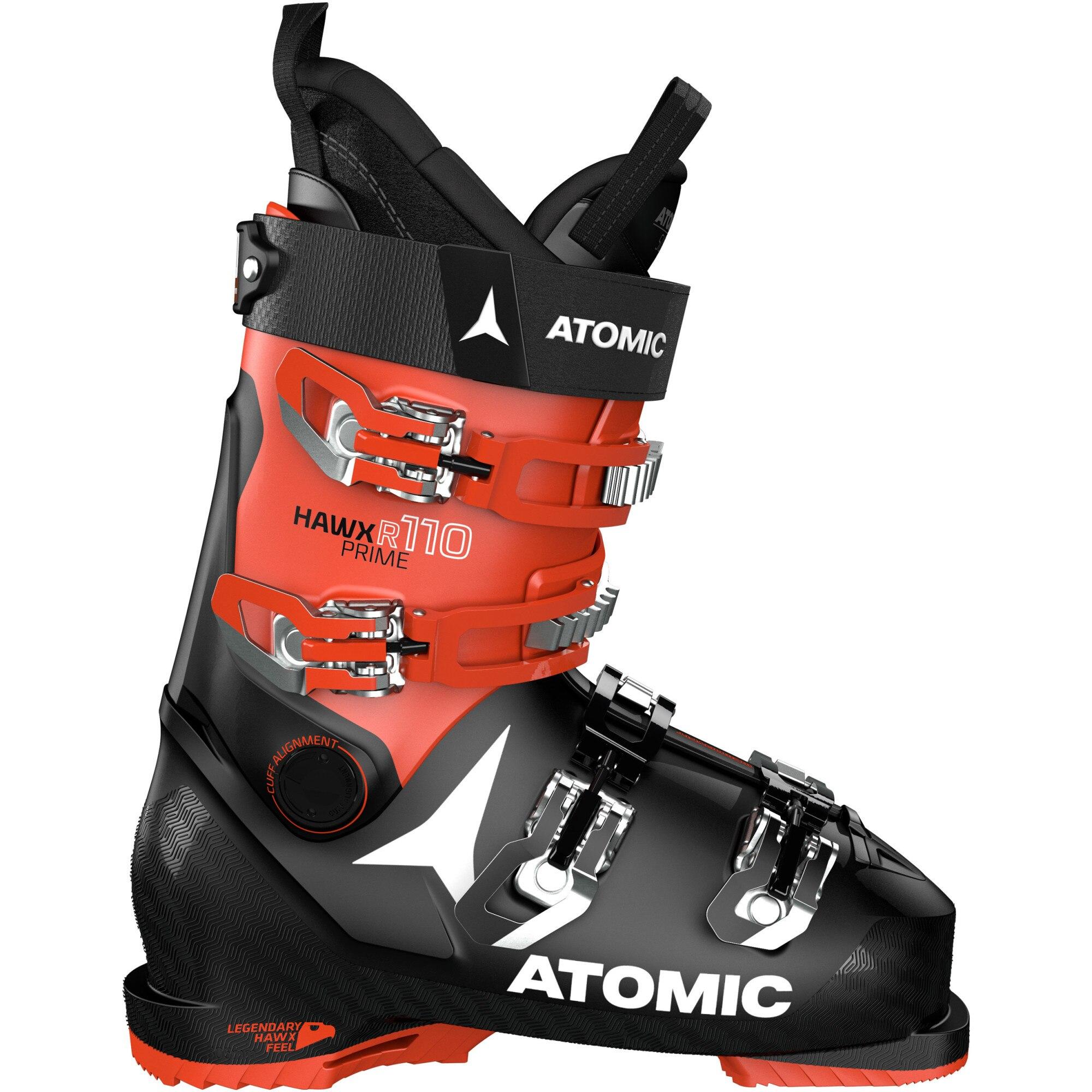 Fotografie Clapari ski Atomic Hawx Prime R110,Barbati,Negru/Rosu,29/29.5
